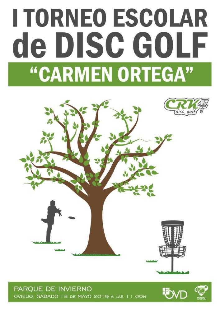 """I Torneo escolar """"Carmen Ortega"""""""