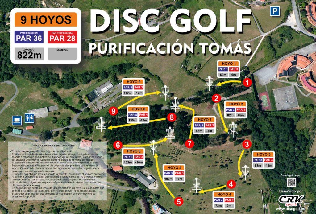 Primera fase de la construcción del Campo del Parque Purificación Tomás en Oviedo